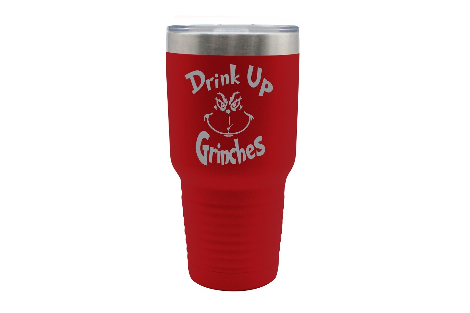 Drink up Grinches Insulated Tumbler 30 oz