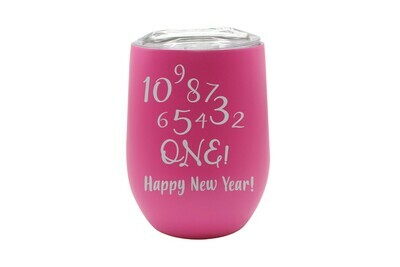 NEW YEAR Sayings (choose from 5 designs) Insulated Tumbler