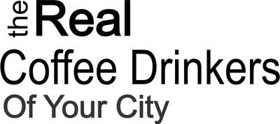 The Real Coffee Drinkers of (Add Your Custom Location) Insulated Tumbler 30 oz