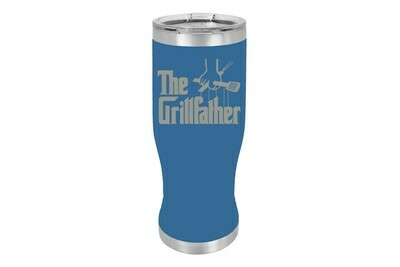 The Grillfather with or without Location Pilsner 20 oz