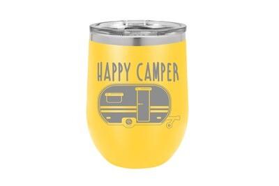 Happy Camper RV Insulated Tumbler