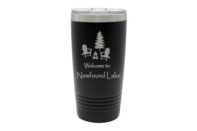 Welcome to Your Choice Insulated Tumbler 20 oz