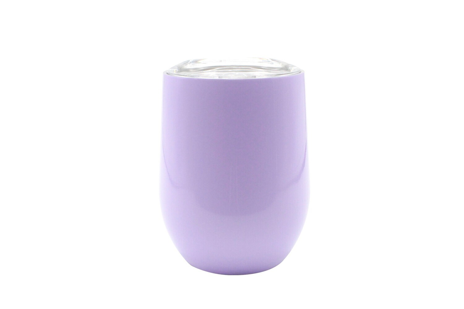 Limited Edition Light Lavender Color 12 oz Insulated Tumbler (can be customized)
