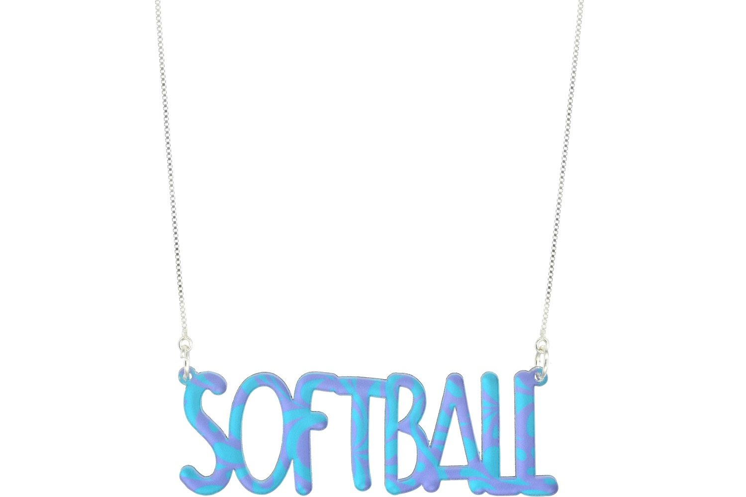Custom Word Style 2 with Duo Necklace