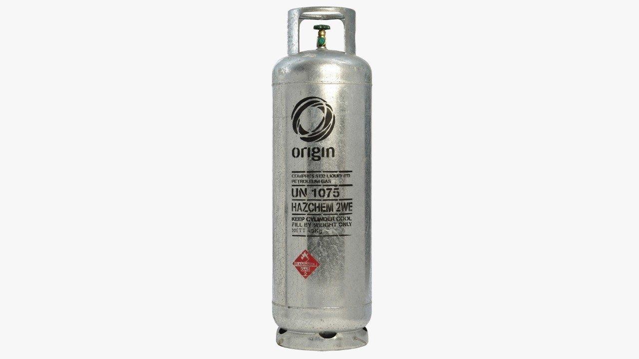 Origin Gas Bottle (45 kg)