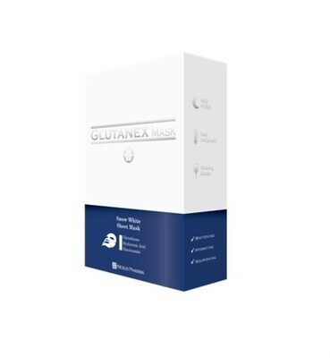 Glutanex Mask - 15 Sheets