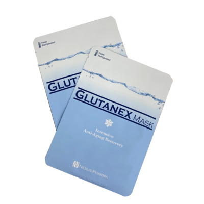 Glutanex Antiaging Recovery Mask - 10 sheets