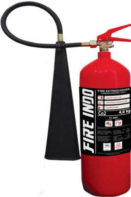 FIRE INDO Carbon Dioxide (CO2) 4,6 Kg