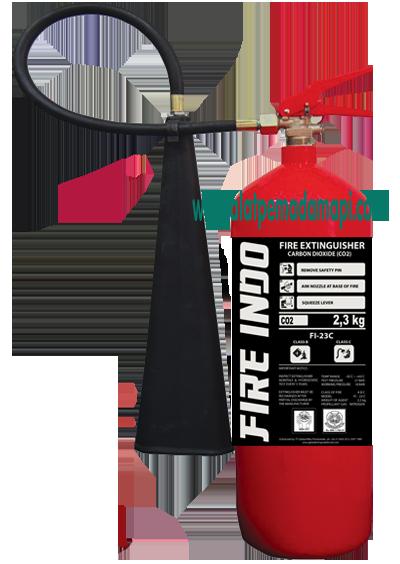 FIRE INDO Carbon Dioxide (CO2) 2,3 Kg