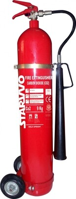 STARVVO CO2 (BC) 9 Kg Trolley