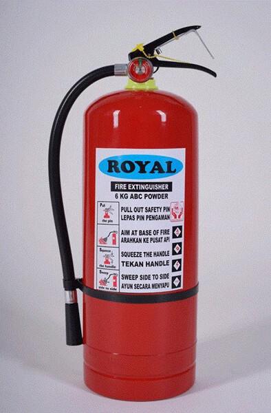 Alat Pemadam Api ROYAL ABC Powder 6 kg