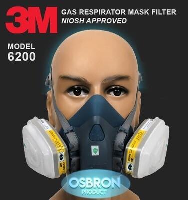 Full Face Mask 3M (6200)