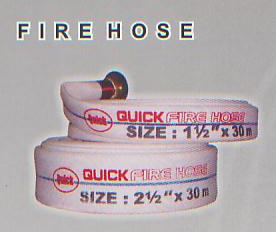 FIRE HOSE - SAFETY EQUIPMENT