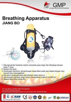 Breathing Apparatus JIANG BO