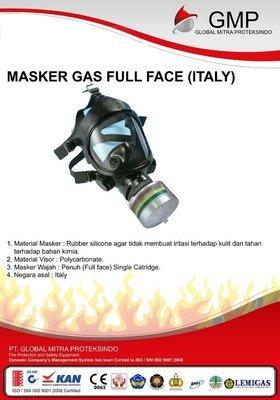Masker Fullface SPASCIANI