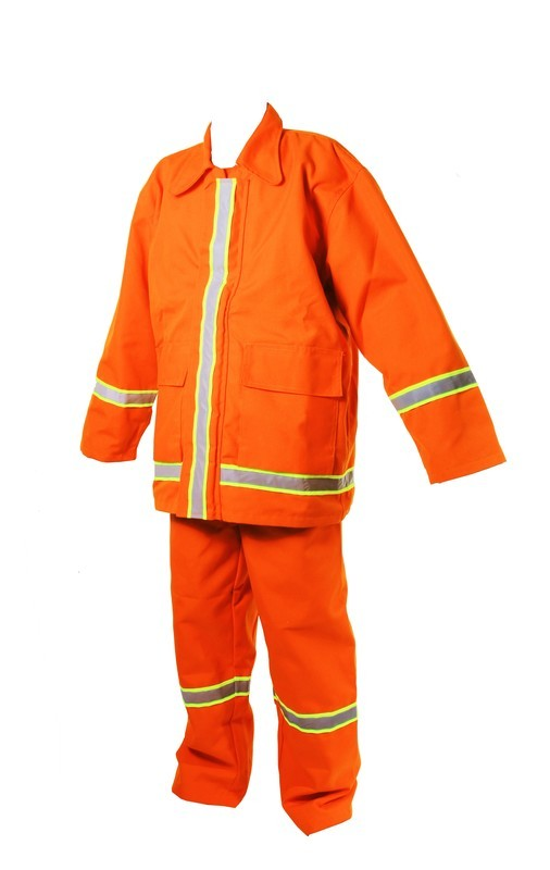 Safety Equipment - Protective Fire Suit 6,5Oz