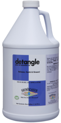Detangle Spray Gallon