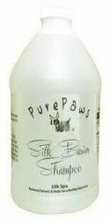 Pure Paws Silk Basics Shampoo Half Gallon