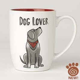 Mug - Dog Lover - 24oz