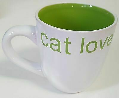 Mug -  Kool Cat Lover - 18oz
