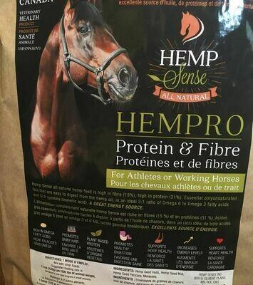 Hemp Sense - Hempro Protein & Fibre - Horse Feed