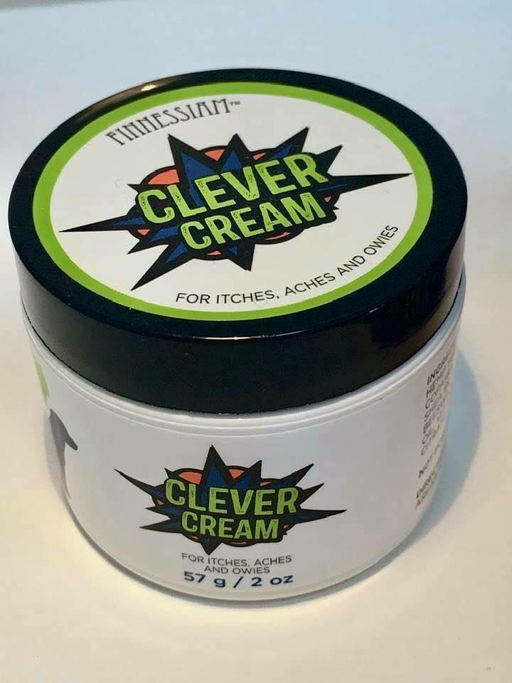 Finnessiam CLEVER Cream 2oz - For topical use.