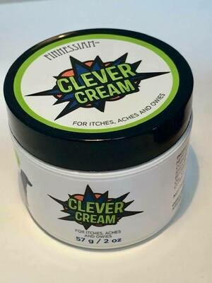 Finnessiam CLEVER Cream 2oz - For topical use.