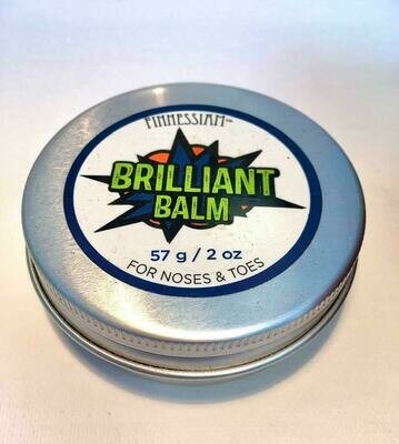 Finnessiam BRILLIANT Balm 2oz - For topical use on noses and toes. (For dogs)