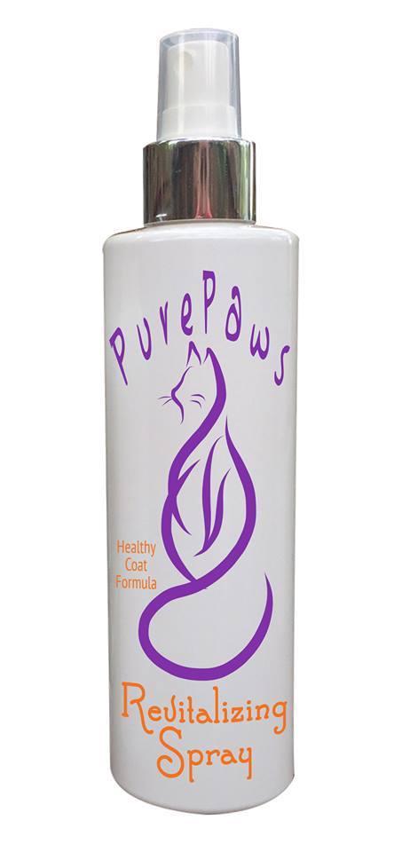 Pure Paws Cat Line - Revitalising Spray 8oz