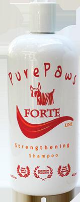 Pure Paws Forte Shampoo 16oz