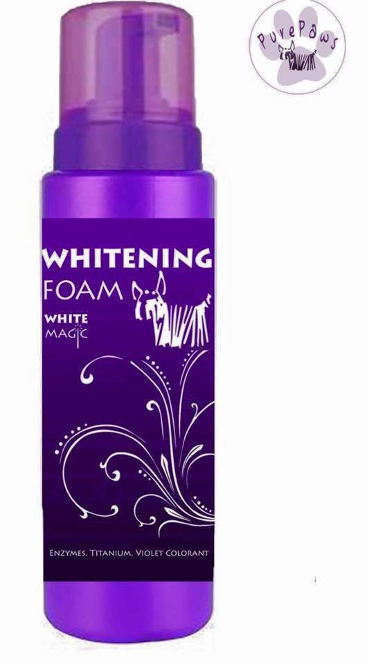 *NEW Pure Paws Whitening Foam