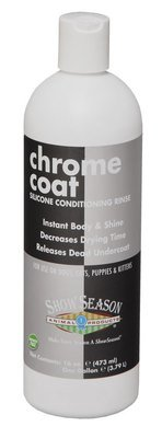 Chrome Coat Silicone Conditioning Rinse 16oz