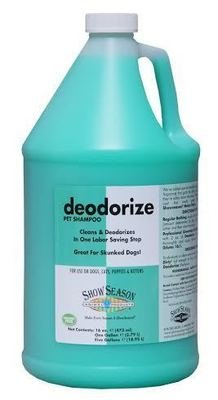 Deodorize (Odour Busting!) Shampoo Gallon