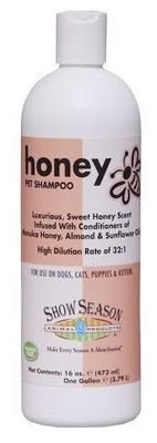 Honey Shampoo 16oz - Exclusive to Dogs of Pride!