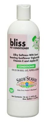 Showseason Bliss Conditioner 16oz - EXCLUSIVE to Dogs of Pride!