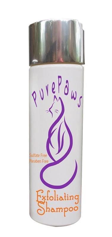 Pure Paws Cat Line - Exfoliating Shampoo 8oz