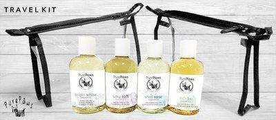 Pure Paws SLS FREE Shampoo Travel Kit
