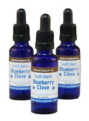 South Bark Blueberry Clove Oil 30ml