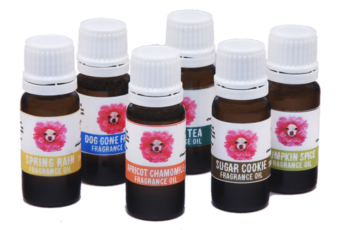 Showseason aromatherapy / scented oils 10ml.