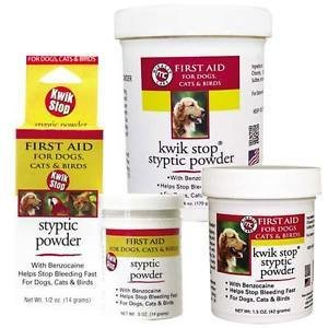 Kwik Stop Styptic Powder 1.5oz only