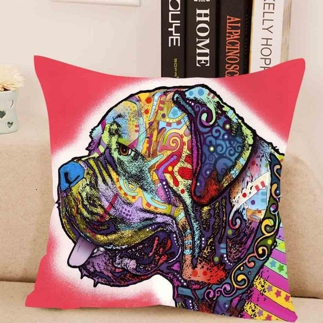 Neo / Bullmastiff Cushion Cover