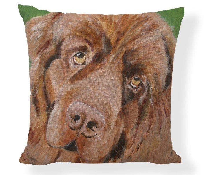 Newfoundland Cushion Cover