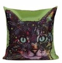 Cat 3 Cushion Cover