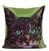 Cat 3 Cushion Cover