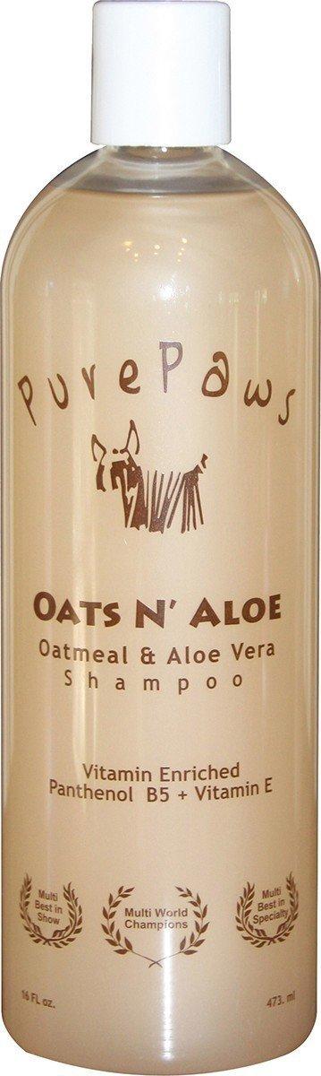 Pure Paws Oats & Aloe Shampoo 16oz