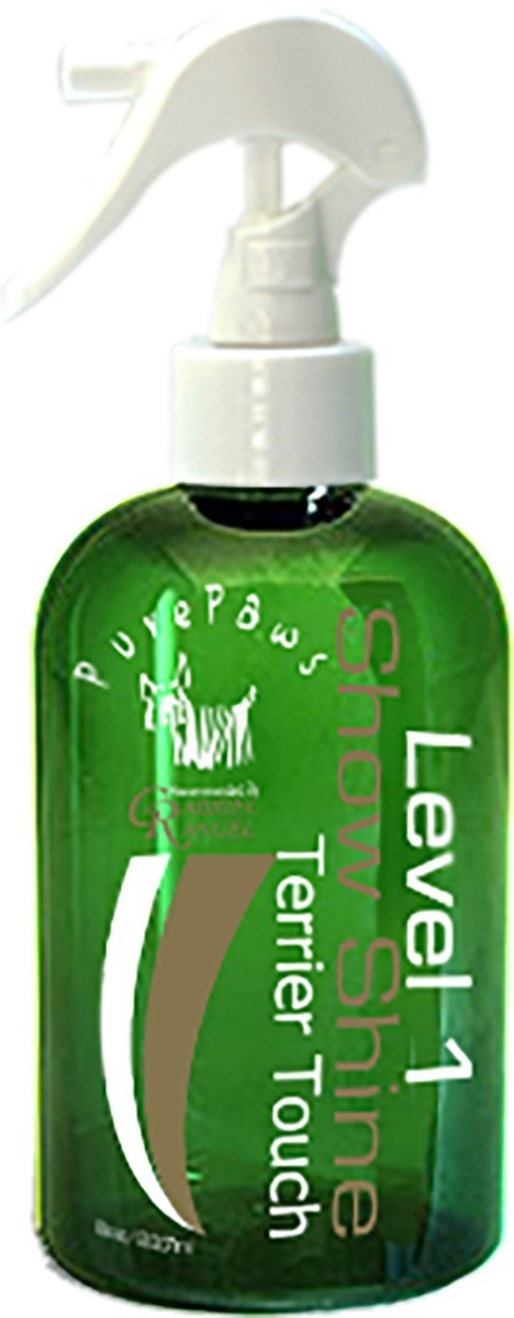 Pure Paws Terrier Touch Show Shine Spray