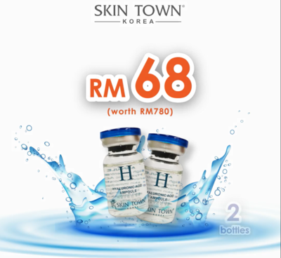 SKIN TOWN Stars Product - HA Ampoule
