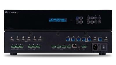 4K/UHD 8 на 8 HDMI  Матричный Коммутатор