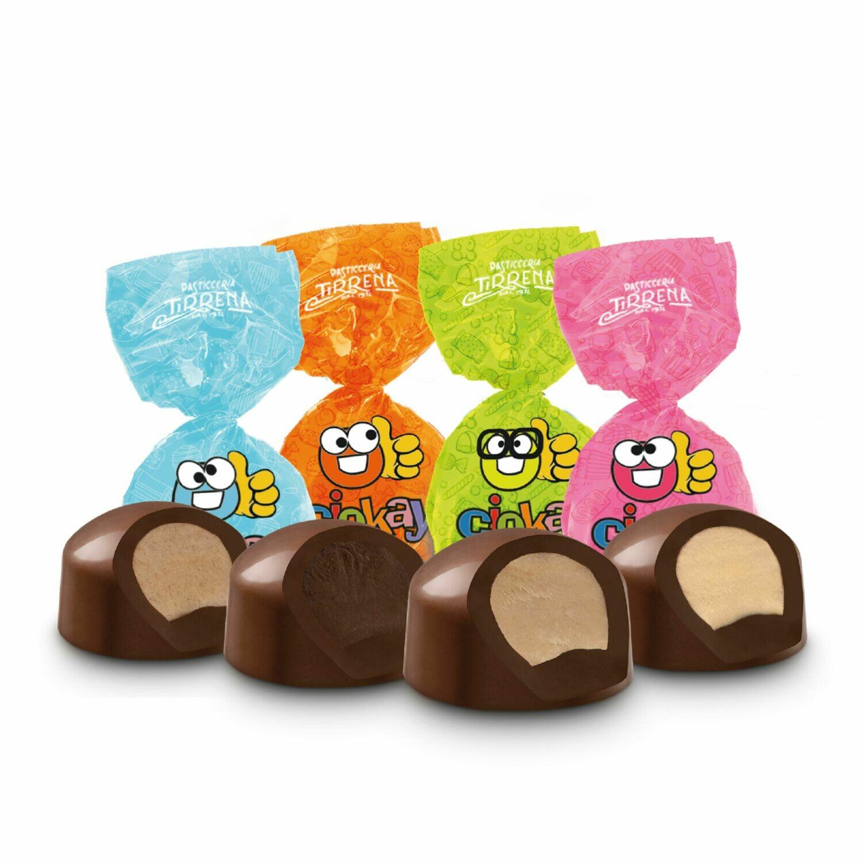 Ciokay cioccolatini sfusi  (gusti assortiti 500 gr)