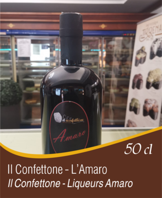 Il Confettone | L'Amaro